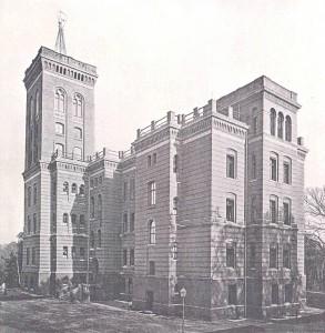 Sekulärstation um 1900
