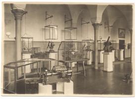 historischer Instrumentensaal, jetzt Lesesaal der Bibliothek