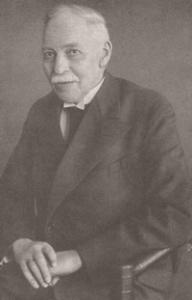 Portrait von Reinhard Süring