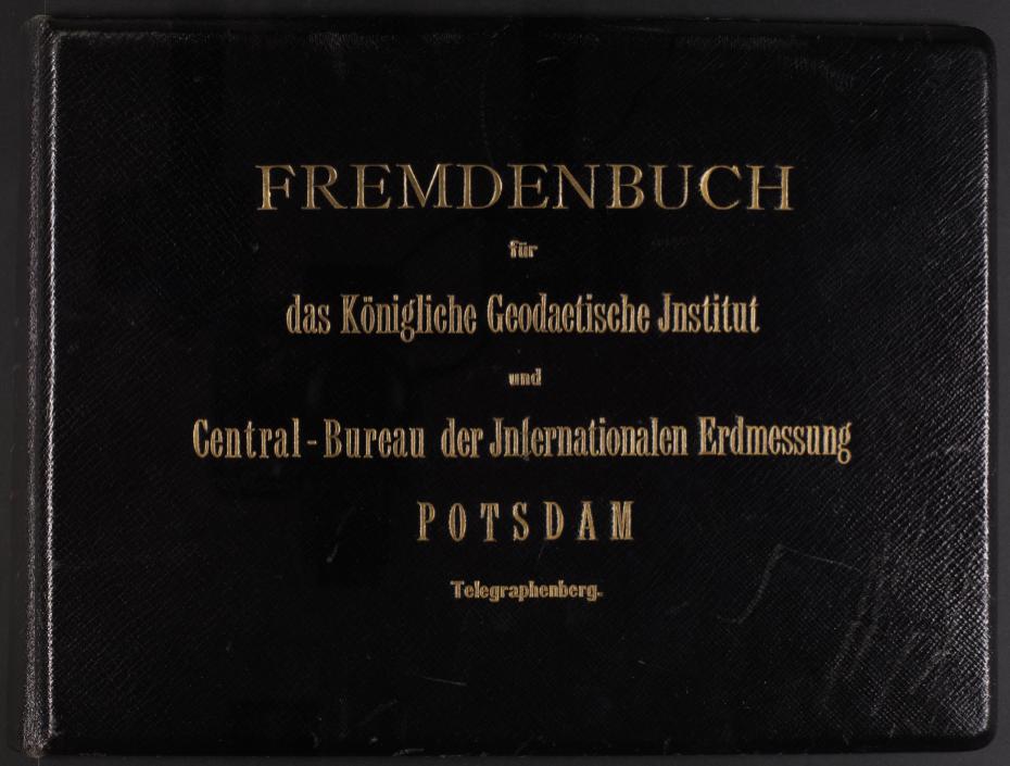 Fremdenbuch_GFZ_Potsdam