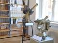 Zenitteleskop von Wanschaff und Universalinstrument Wild T4