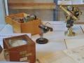 Mikrometer, Mikrometer für Zeiss AP100 und ein kleines Reisepassageinstrument