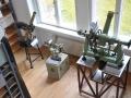 Zenitteleskop von Wanschaff, Universalinstrument Wild T4 und Passageinstrument Zeiss AP100